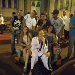Guarda-Mirim Participa do Sofá na Rua